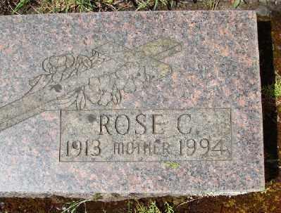 MEIER, ROSE C - Marion County, Oregon | ROSE C MEIER - Oregon Gravestone Photos