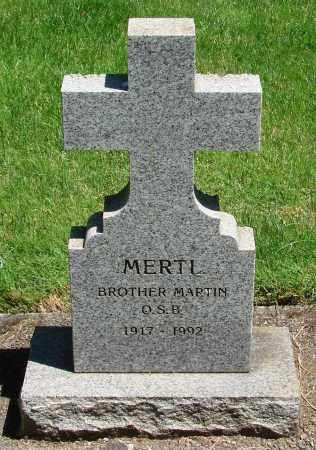 MERTLE, MARTIN - Marion County, Oregon   MARTIN MERTLE - Oregon Gravestone Photos