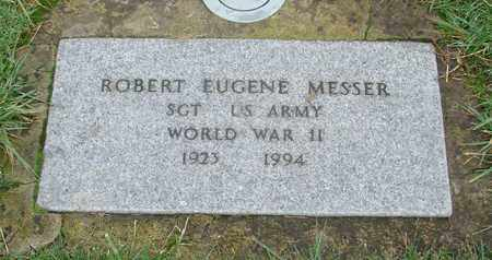 MESSER, ROBERT EUGENE - Marion County, Oregon   ROBERT EUGENE MESSER - Oregon Gravestone Photos