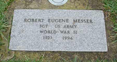 MESSER, ROBERT EUGENE - Marion County, Oregon | ROBERT EUGENE MESSER - Oregon Gravestone Photos