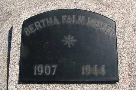 MEYER, BERTHA - Marion County, Oregon | BERTHA MEYER - Oregon Gravestone Photos