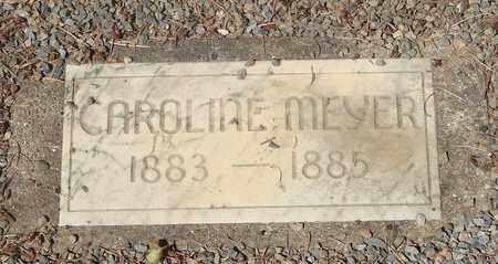MEYER, CAROLINE - Marion County, Oregon | CAROLINE MEYER - Oregon Gravestone Photos