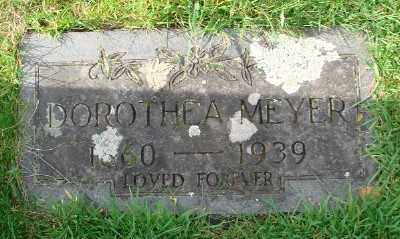 MEYER, DOROTHEA - Marion County, Oregon | DOROTHEA MEYER - Oregon Gravestone Photos