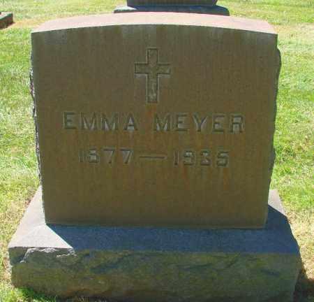 MEYER, EMMA - Marion County, Oregon | EMMA MEYER - Oregon Gravestone Photos