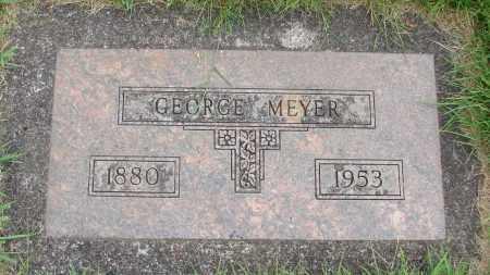 MEYER, GEORGE - Marion County, Oregon | GEORGE MEYER - Oregon Gravestone Photos