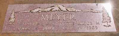MEYER, ALICE MARIE - Marion County, Oregon | ALICE MARIE MEYER - Oregon Gravestone Photos