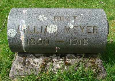 MEYER, LILLIAN - Marion County, Oregon   LILLIAN MEYER - Oregon Gravestone Photos
