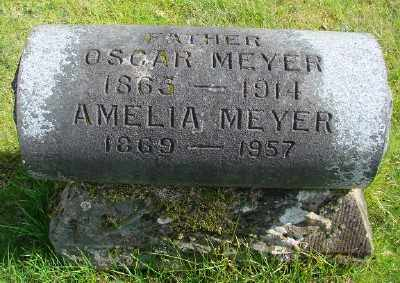MEYER, OSCAR - Marion County, Oregon | OSCAR MEYER - Oregon Gravestone Photos