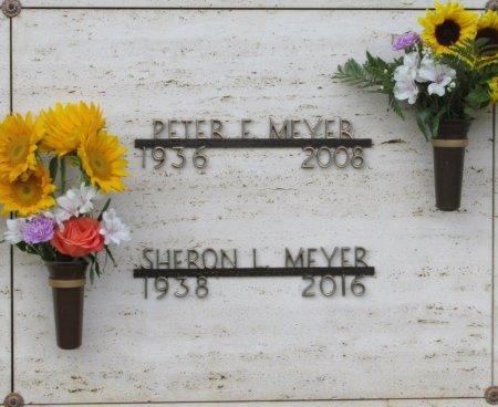 MEYER, SHERON L - Marion County, Oregon | SHERON L MEYER - Oregon Gravestone Photos