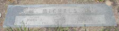 MICHELS, LOUISA - Marion County, Oregon | LOUISA MICHELS - Oregon Gravestone Photos