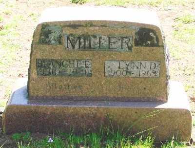 MILLER, LYNN DEWITT - Marion County, Oregon | LYNN DEWITT MILLER - Oregon Gravestone Photos
