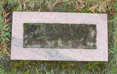 MILLER, JOHN NOAH - Marion County, Oregon | JOHN NOAH MILLER - Oregon Gravestone Photos