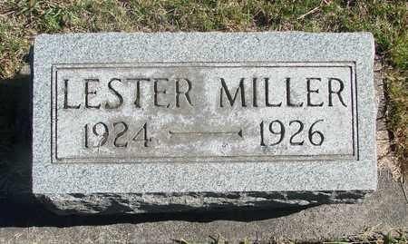 MILLER, LESTER - Marion County, Oregon   LESTER MILLER - Oregon Gravestone Photos