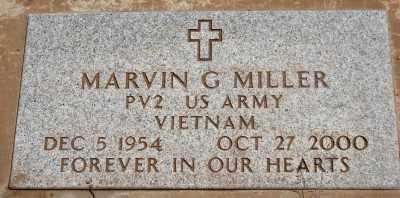 MILLER (VN), MARVIN G - Marion County, Oregon | MARVIN G MILLER (VN) - Oregon Gravestone Photos