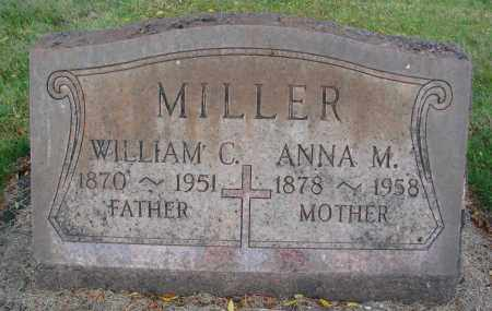 MILLER, WILLIAM CHARLES EMIL - Marion County, Oregon | WILLIAM CHARLES EMIL MILLER - Oregon Gravestone Photos