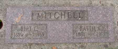 MITCHELL, BERT C - Marion County, Oregon | BERT C MITCHELL - Oregon Gravestone Photos