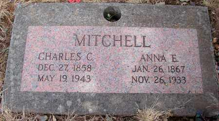 MITCHELL, CHARLES C - Marion County, Oregon | CHARLES C MITCHELL - Oregon Gravestone Photos