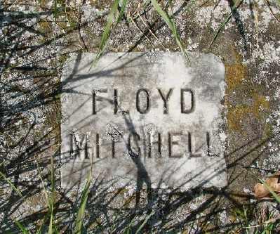 MITCHELL, FLOYD - Marion County, Oregon   FLOYD MITCHELL - Oregon Gravestone Photos