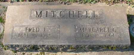 MITCHELL, MARGARET G - Marion County, Oregon | MARGARET G MITCHELL - Oregon Gravestone Photos