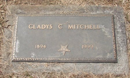 MITCHELL, GLADYS C - Marion County, Oregon | GLADYS C MITCHELL - Oregon Gravestone Photos
