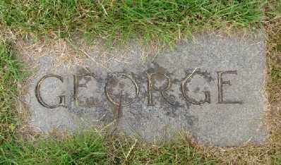 MITCHELL, GEORGE F - Marion County, Oregon | GEORGE F MITCHELL - Oregon Gravestone Photos