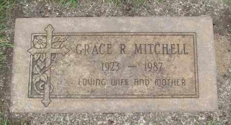 MITCHELL, GRACE R - Marion County, Oregon | GRACE R MITCHELL - Oregon Gravestone Photos