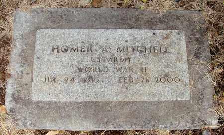 MITCHELL, HOMER A - Marion County, Oregon | HOMER A MITCHELL - Oregon Gravestone Photos