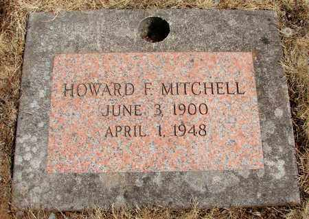 MITCHELL, HOWARD F - Marion County, Oregon | HOWARD F MITCHELL - Oregon Gravestone Photos