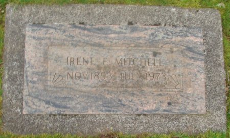 MITCHELL, IRENE E - Marion County, Oregon | IRENE E MITCHELL - Oregon Gravestone Photos