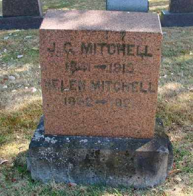 MITCHELL, J C - Marion County, Oregon | J C MITCHELL - Oregon Gravestone Photos