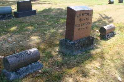 MITCHELL, J C - Marion County, Oregon   J C MITCHELL - Oregon Gravestone Photos