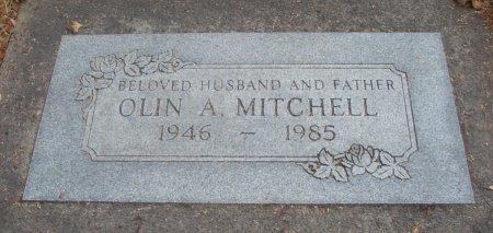 MITCHELL, OLIN A - Marion County, Oregon   OLIN A MITCHELL - Oregon Gravestone Photos