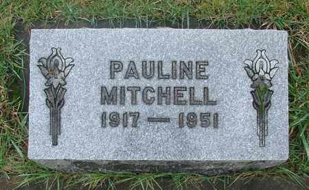MITCHELL, PAULINE - Marion County, Oregon | PAULINE MITCHELL - Oregon Gravestone Photos