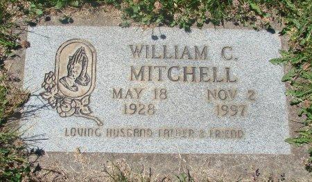 MITCHELL, WILLIAM CALVIN - Marion County, Oregon | WILLIAM CALVIN MITCHELL - Oregon Gravestone Photos