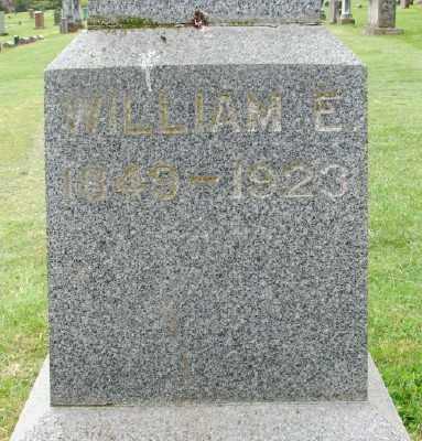 MITCHELL, WILLIAM E - Marion County, Oregon | WILLIAM E MITCHELL - Oregon Gravestone Photos