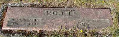 MOORE, IRA THOMPSON - Marion County, Oregon | IRA THOMPSON MOORE - Oregon Gravestone Photos
