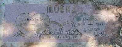 MOORE, CARL S - Marion County, Oregon | CARL S MOORE - Oregon Gravestone Photos
