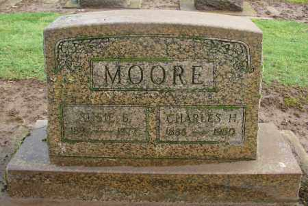MOORE, SUSIE B - Marion County, Oregon | SUSIE B MOORE - Oregon Gravestone Photos