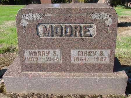 MOORE, MARY B - Marion County, Oregon | MARY B MOORE - Oregon Gravestone Photos