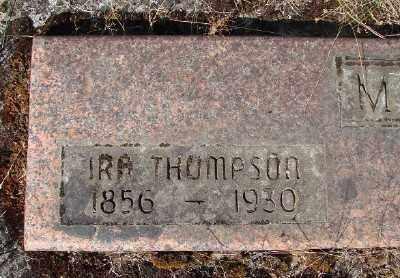 MOORE, IRA THOMPSON - Marion County, Oregon | IRA THOMPSON MOORE - Oregon Gravestone Photos