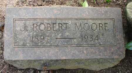 MOORE, J ROBERT - Marion County, Oregon | J ROBERT MOORE - Oregon Gravestone Photos