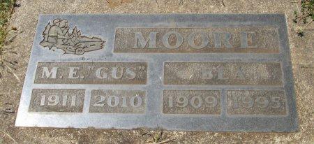 MOORE, MARION EDWARD - Marion County, Oregon | MARION EDWARD MOORE - Oregon Gravestone Photos