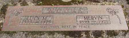 MOORE, LUCY M - Marion County, Oregon | LUCY M MOORE - Oregon Gravestone Photos