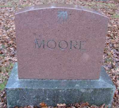 MOORE, MANLEY R - Marion County, Oregon | MANLEY R MOORE - Oregon Gravestone Photos