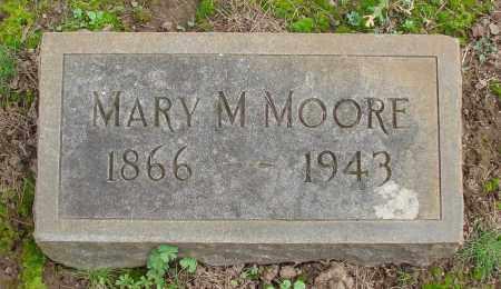 MOORE, MARY M - Marion County, Oregon | MARY M MOORE - Oregon Gravestone Photos