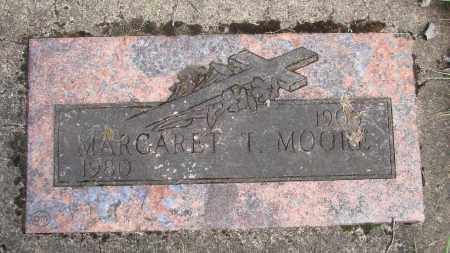 MOORE, MARGARET T - Marion County, Oregon | MARGARET T MOORE - Oregon Gravestone Photos