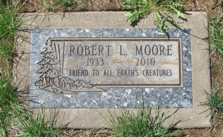 MOORE, ROBERT LEROY - Marion County, Oregon | ROBERT LEROY MOORE - Oregon Gravestone Photos
