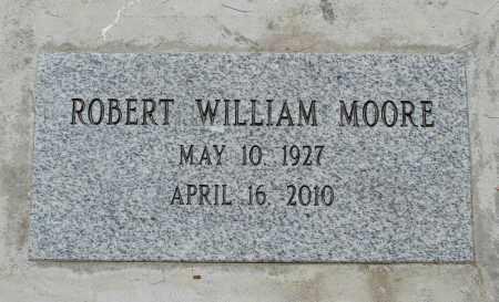 MOORE, ROBERT WILLIAM - Marion County, Oregon   ROBERT WILLIAM MOORE - Oregon Gravestone Photos