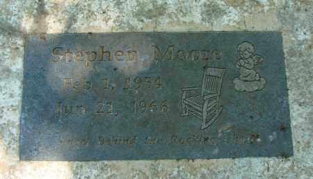 MOORE, STEPHEN - Marion County, Oregon | STEPHEN MOORE - Oregon Gravestone Photos
