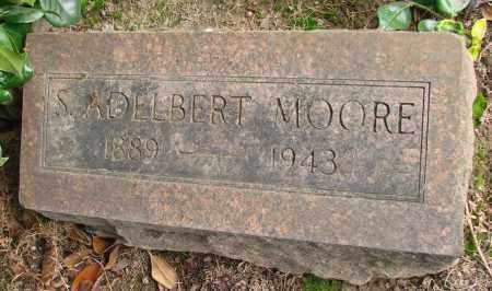 MOORE, SYLVAN ADELBERT - Marion County, Oregon | SYLVAN ADELBERT MOORE - Oregon Gravestone Photos